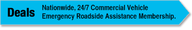 RoadsideMASTERS.com commercial vehicle emergency roadside service